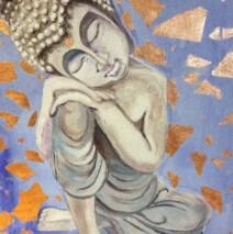 Buddha Painting £85